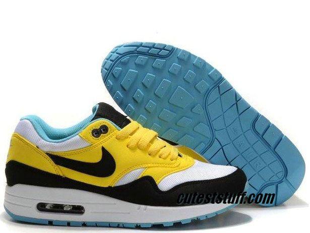 d28a7bc8e6fa Electric Yellow Nike Free Run 3 Mens Green and Black 510642 702 ...