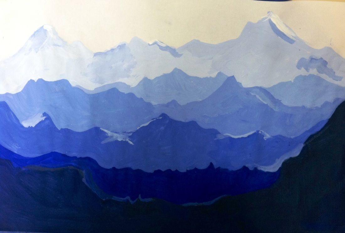 Colour Tints Winsor Newton Watercolor Paint Color Chart