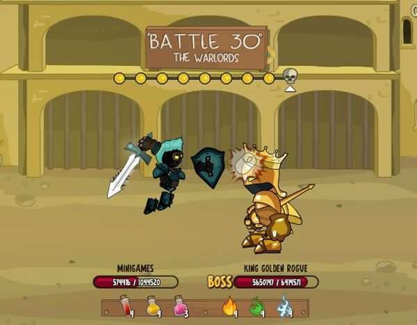 Swords And Souls Swordsandsouls Soul Game The Warlord Losing A Child