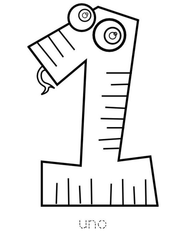 Numeros 1 10 Mini Book Coloring Pages Birthday Coloring Pages Coloring Pages Inspirational