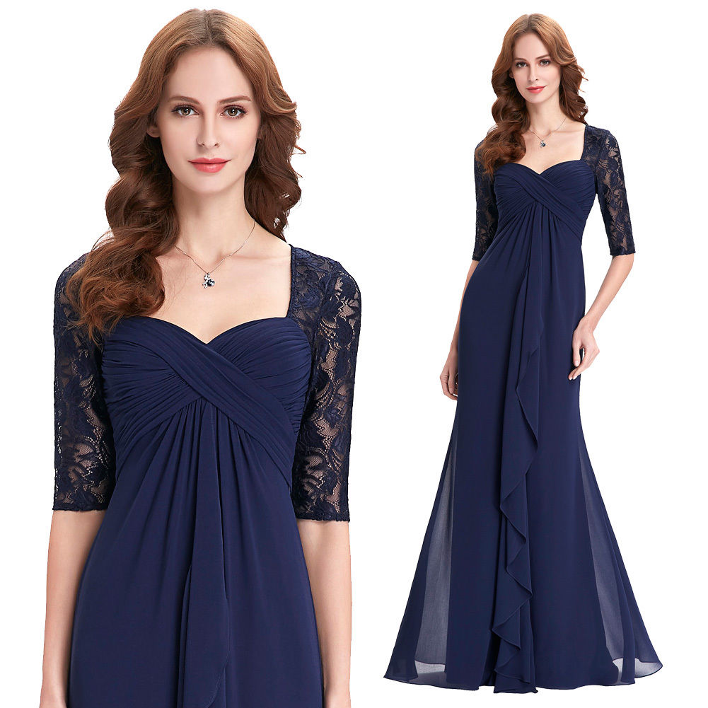 Hot long vintage formal party evening dress celebrity cocktail prom