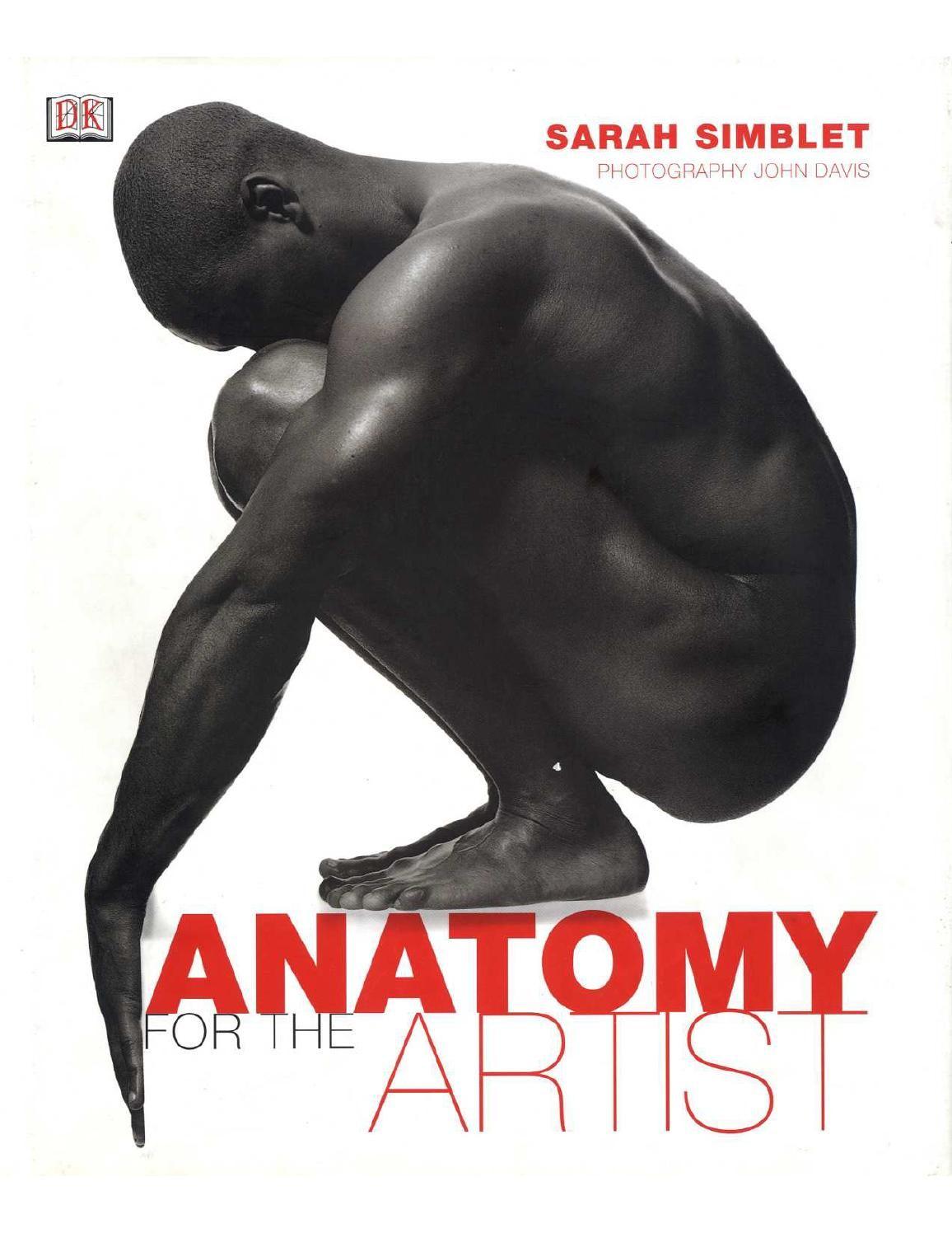 Anatomía para el Artista - Sarah Simblet   Sketch drawing, Figure ...