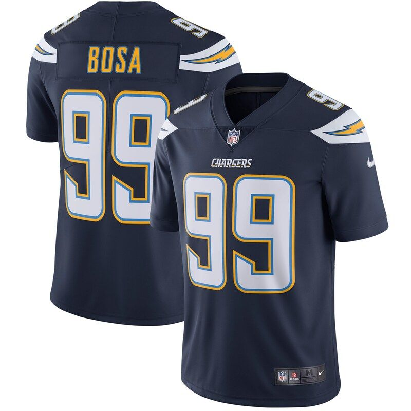 Joey Bosa Los Angeles Chargers Nike Youth Vapor Untouchable Limited Player Jersey Navy In 2020 Nfl Jerseys Team Blue Nfl
