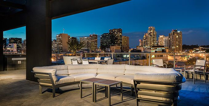 Luxury San Diego Apartments | 13th & Market Apartments in ...