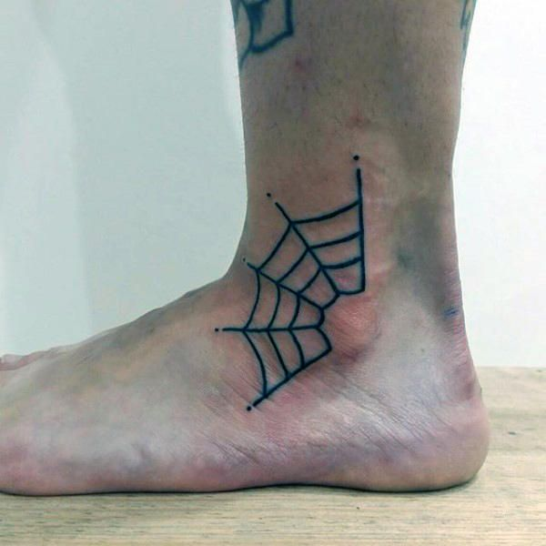 Top 79 Spider Web Tattoo Ideas 2020 Inspiration Guide Design