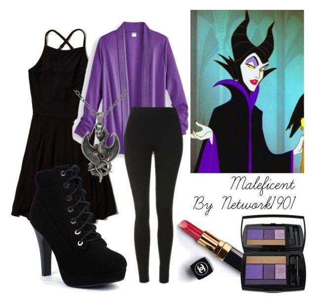 Disneybound Maleficent Fandom Fashion In 2019 Fashion