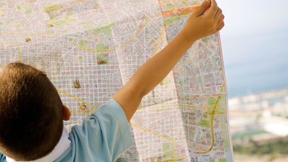 Why Children Still Need To Read And Draw Maps Child Geography - Map reading for children