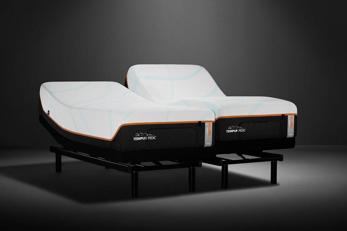 Tempur Pedic Luxe Adapt Firm Mattress Sets Mattress Bed Frame