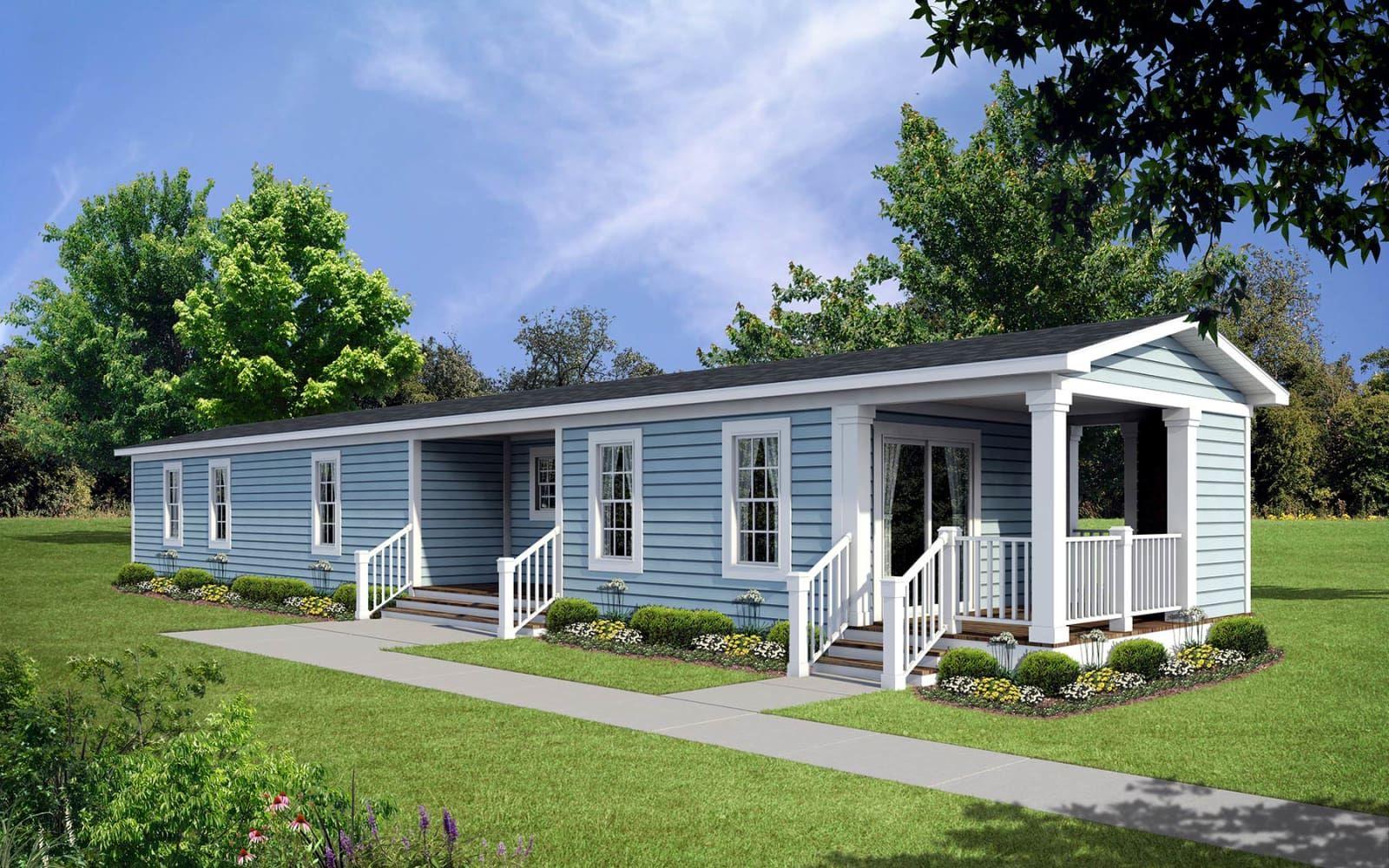 Diamond 1680 275 Dutch Housing Champion Homes Single Wide Small House Long House