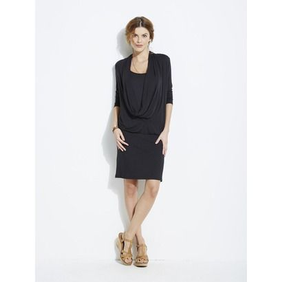 Dress for Pregnancy and lactation in black  €40