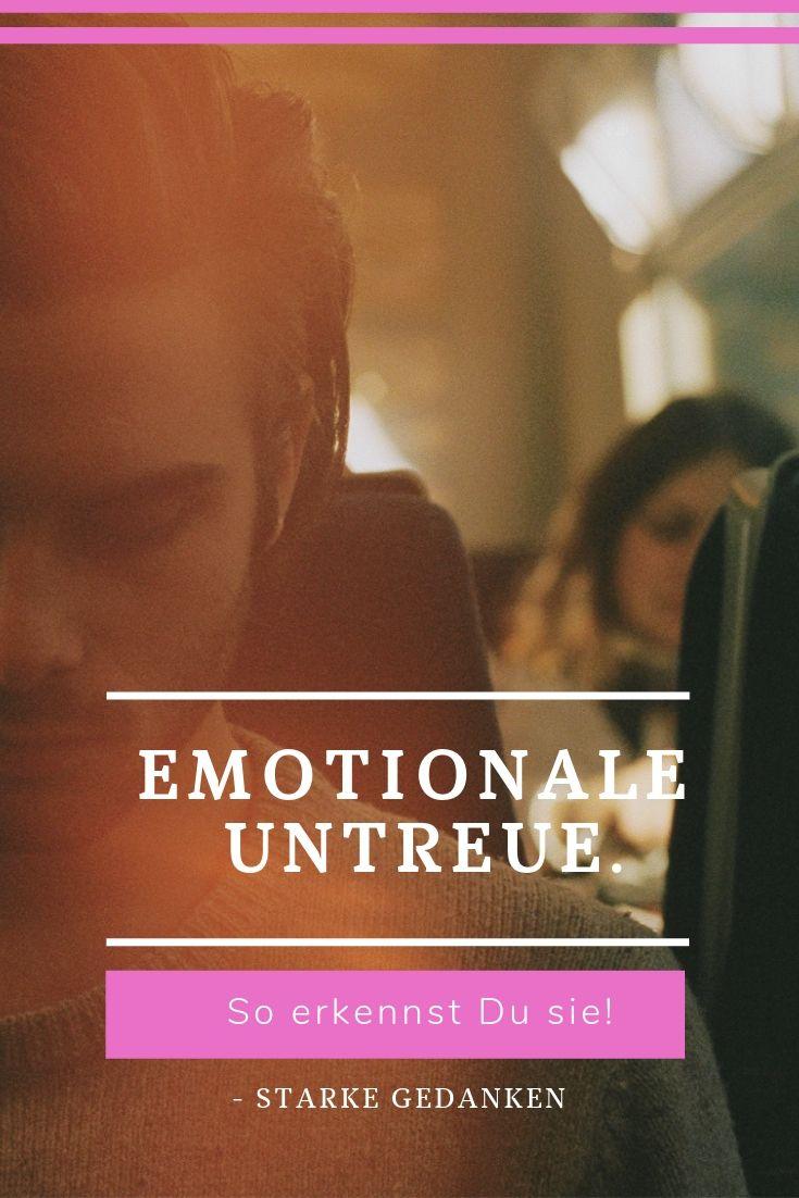 Emotionale Untreue - So erkennst Du sie | Untreu, Affäre