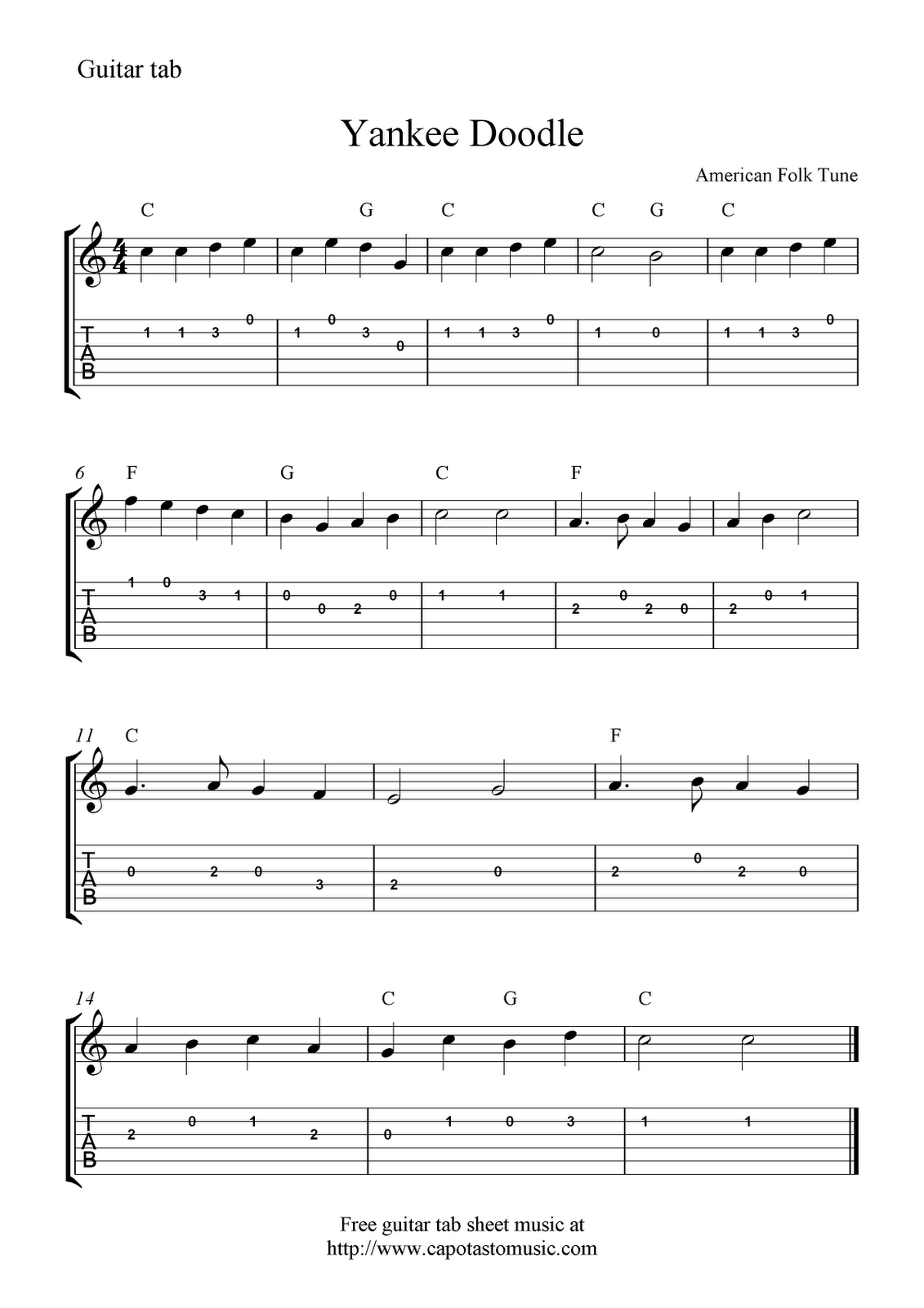 Guitar Easy Sheet Music Google Search Guitar Tabs Guitar Tabs Songs Guitar Sheet Music