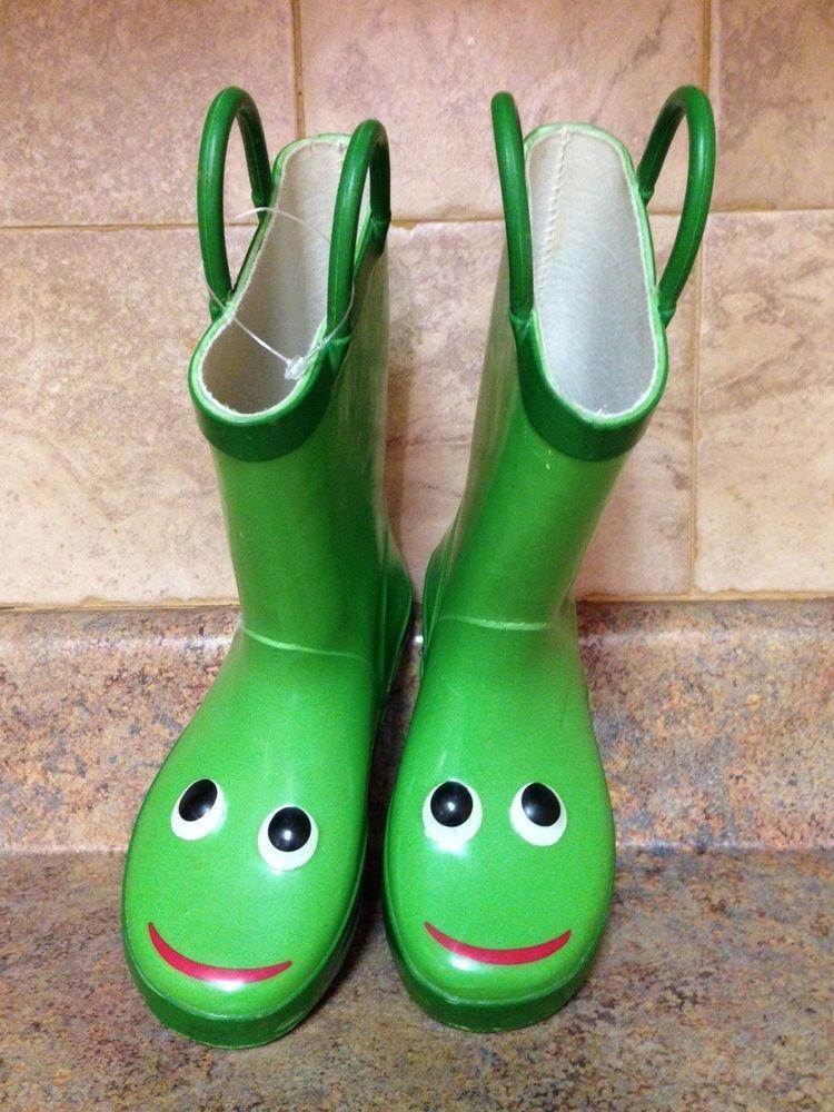 Bogs Shoes Bogs Rain Boot Size 12 Color Blue Green Size 12b Boots Boys Rain Boots Rain Boots