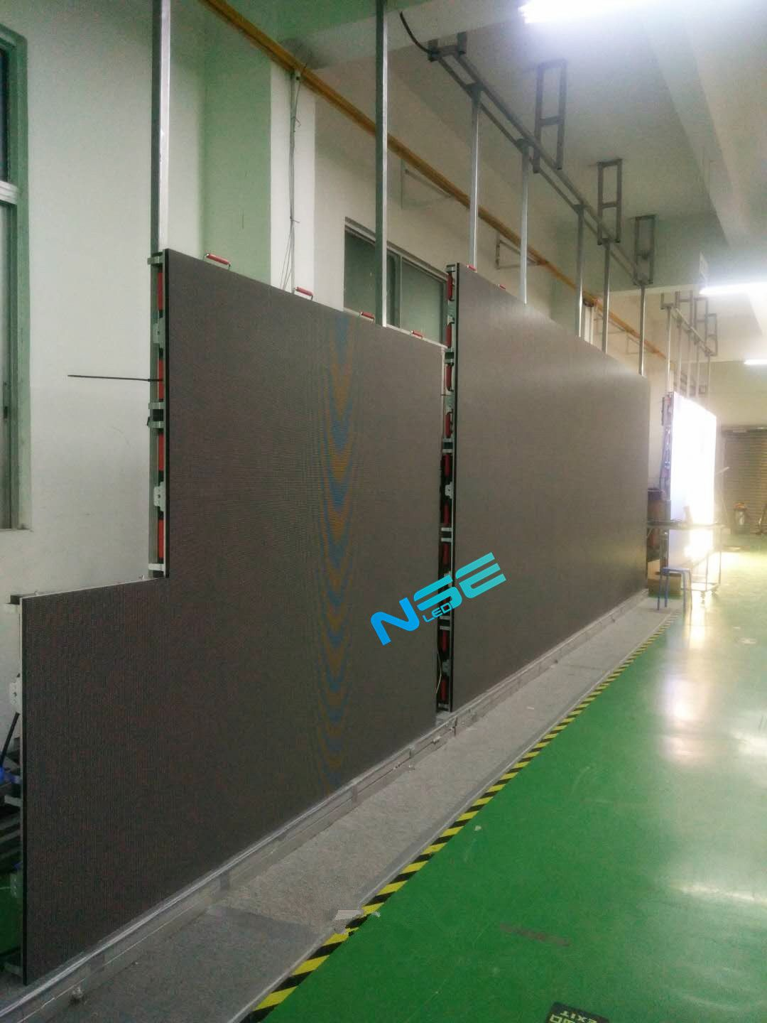 Led Leuchtbänder Outdoor Led Screen For Rental Business Nseled Indoor