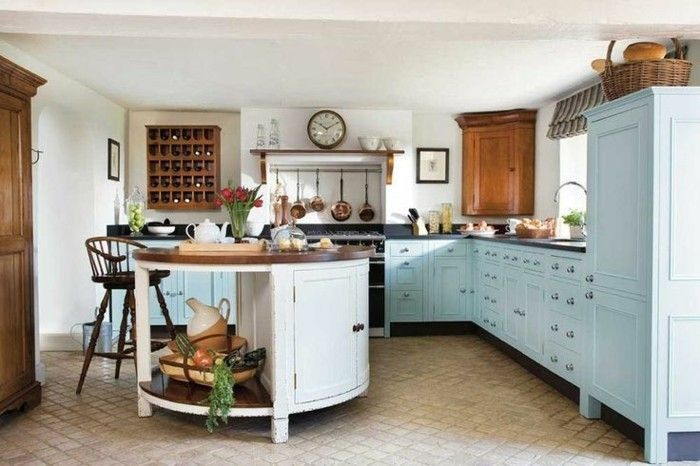 cuisines darty, cuisine ilot central ikea en forme ronde