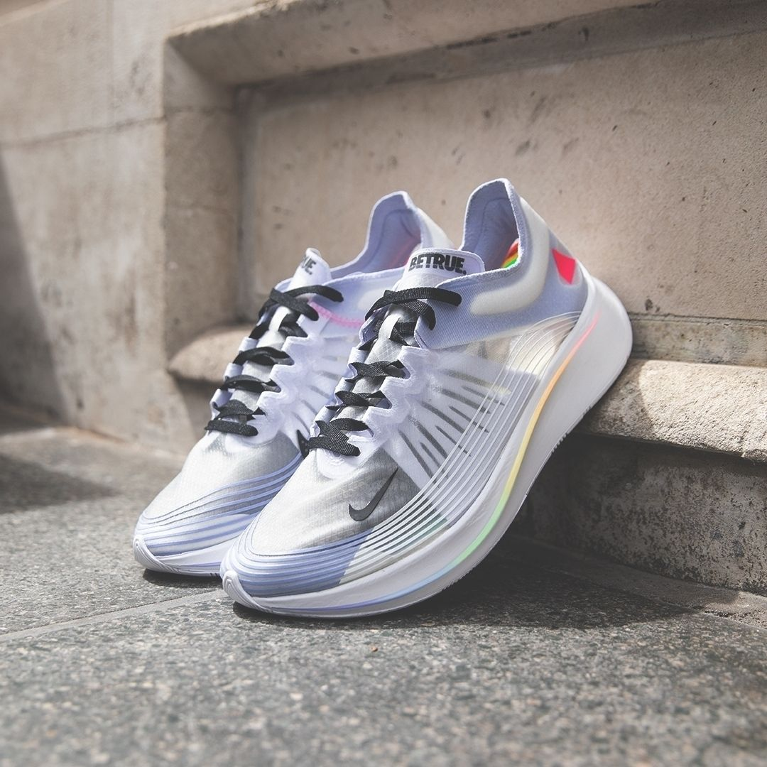 5a27ade7fa74 Nike Zoom Fly « Betrue » Credit   FootPatrol Latest Sneakers