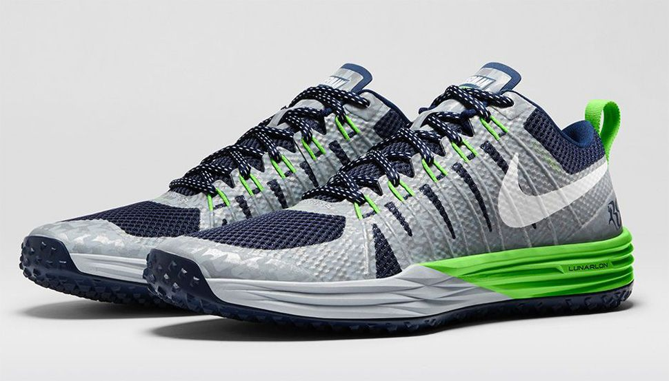 Richard Sherman x Nike Lunar TR1 Somebody buy these for me!