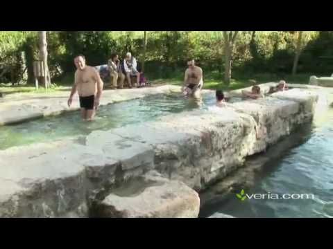 thermal baths of san casciano dei bagni what is organic video veria living