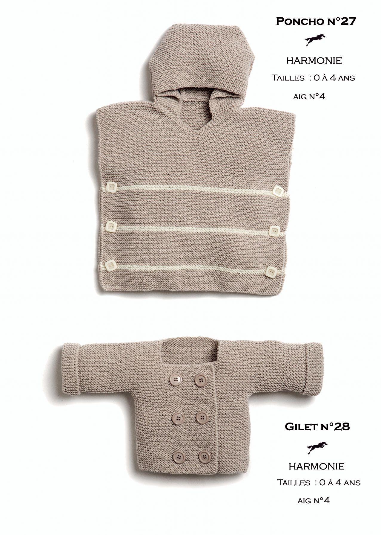 b50037b3a7d7 Un bébé bien au chaud durant toute la période hivernale grâce à ce joli  modèle de
