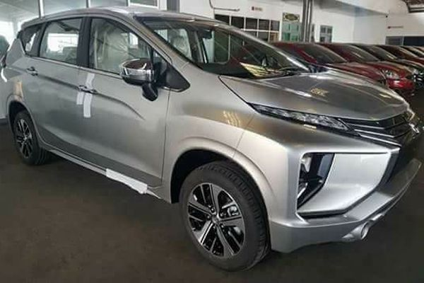 Mitsubishi Expander 2018 Koncept Kar Pinterest