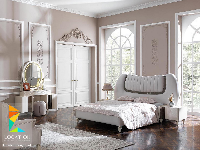 صور غرف نوم 2019 كامله احدث تصميمات غرف النوم للعرسان لوكشين ديزين نت Furniture Cool Furniture Home Decor