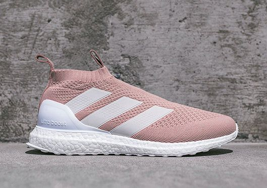 d61593c91 Cool Kith x ACE 16+ Pure Control Ultra Boost Kith Flamingos Boost For Sale