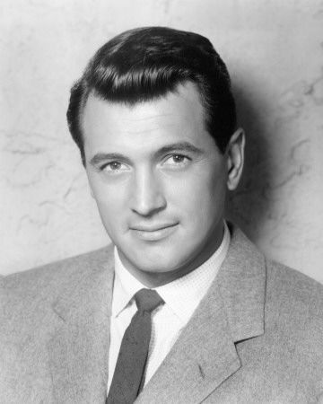 This weeks leading man, with his boy next door good looks is Rock Hudson (born Roy Harold Scherer, Jr., November 17, 1925 – October 2, 1985)