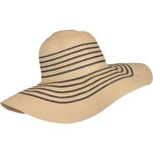 Brinley Co Womens Packable Woven Paper Sun Hat bf1a820e9a5