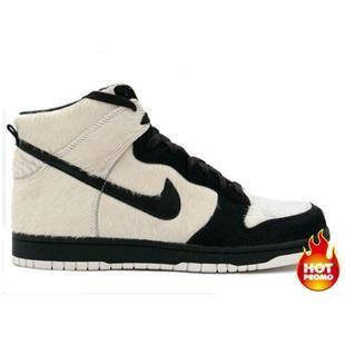 hot sale online a1928 790bf Nike Dunk High Premium Ueno Panda White Black Sail