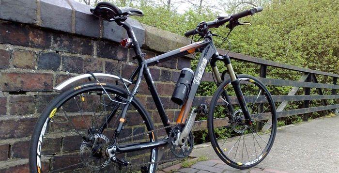 Converting A Mountain Bike For The Road Mountain Biking