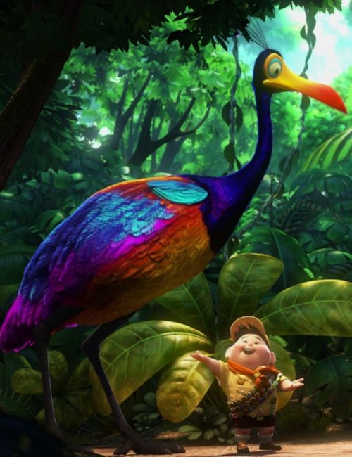 """*KEVIN & RUSSELL ~ """"Up (2009) """" 