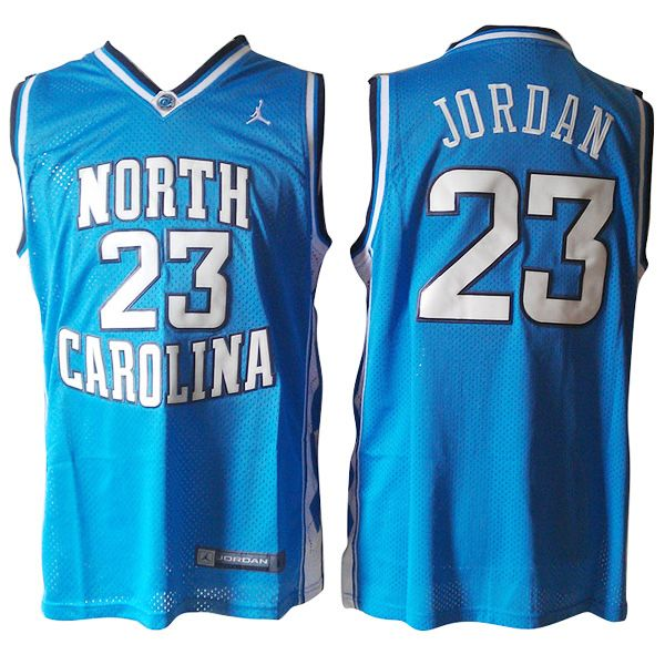 sale retailer 11764 15193 North Carolina #23 Michael Jordan White Embroidered NCAA ...