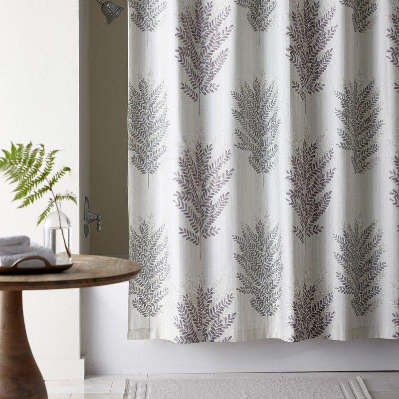 Legends Garden Fern Shower Curtain Bathroom Design Styles Curtains Shower Curtain