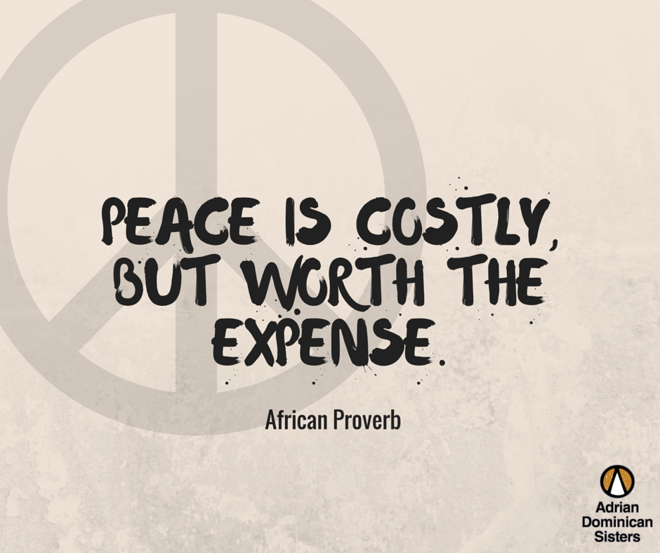 Peace Quote Quotes To Keep Quotes Peace Quotes Inspirational