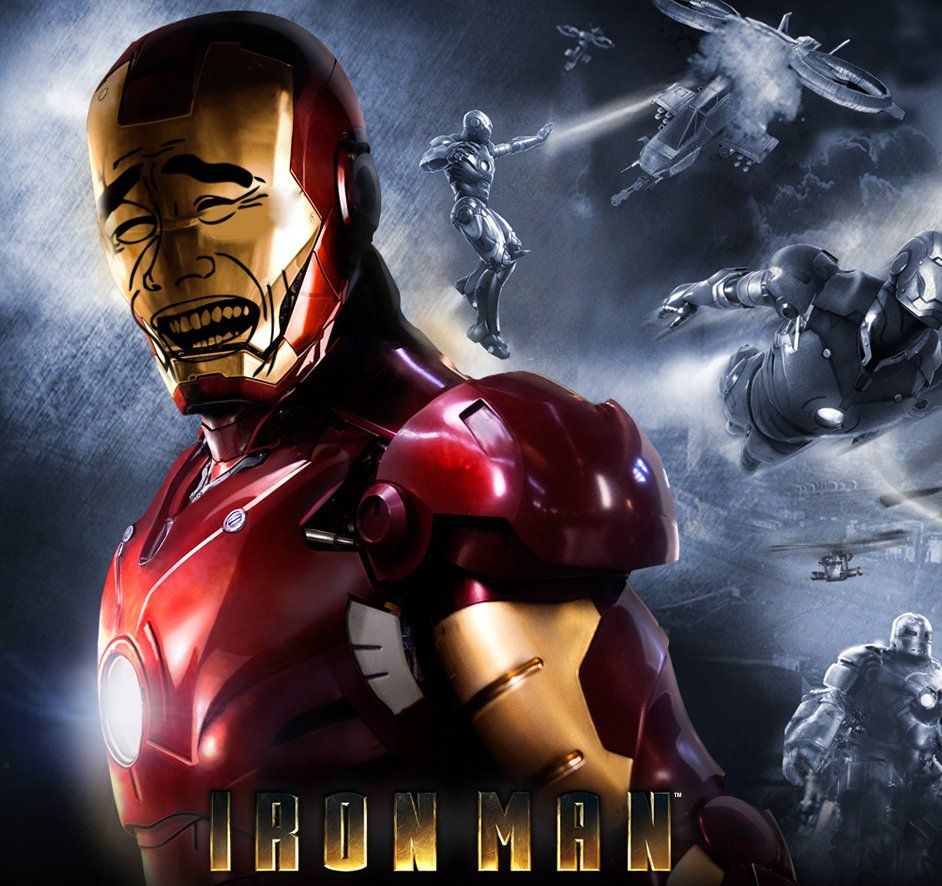 Ironman meme yaoming, tosco pero divertido Bahasa indonesia