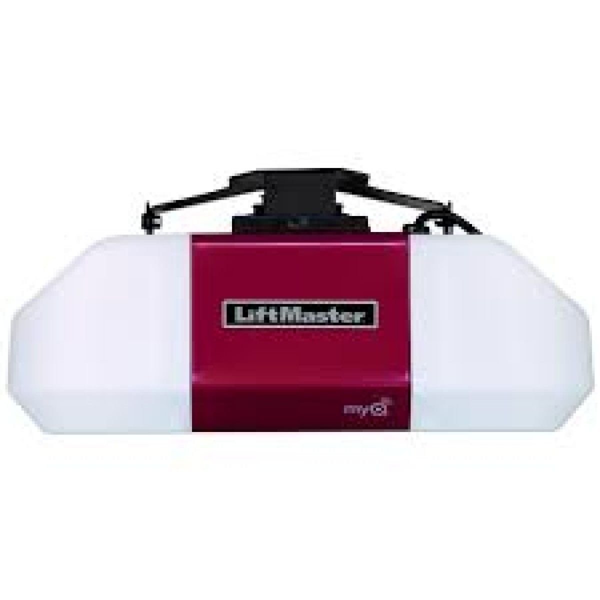 Liftmaster 8587w 3 4 Hp Ac Chain Drive Wi Fi Garage Door Opener Best Garage Door Opener Garage Door Opener Liftmaster Garage Door Opener