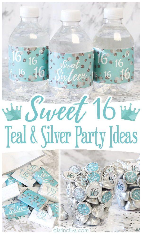 sweet 16 teal