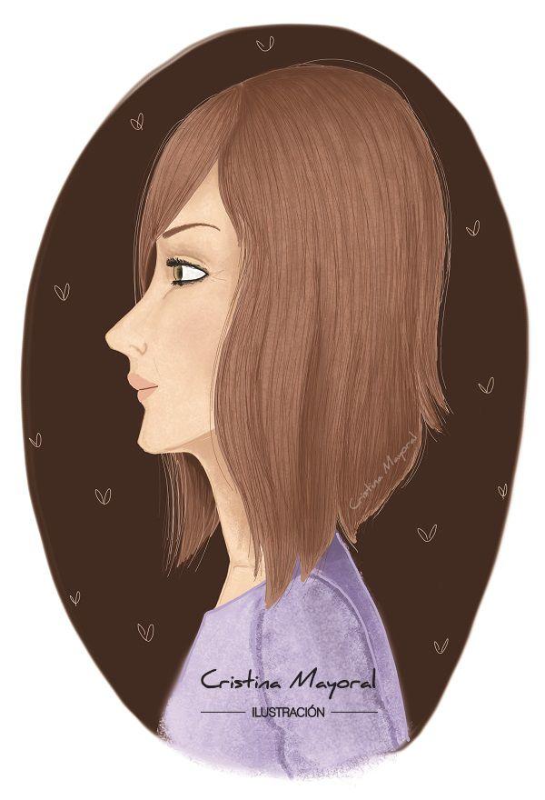 Dibujando perfiles  https://cristinamayoral.wordpress.com/2015/11/17/perfil/  #draw #ilustracion #ilustradora #CristinaMayoral #dibujo