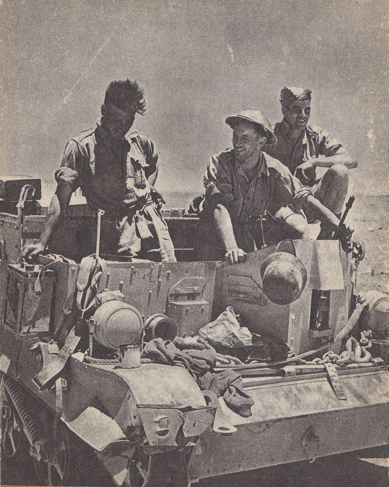 Eighth Army Army North Africa World War Two