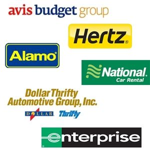 Company Logos Major Car Rental Company Logos Car Rental Company Car Rental Rental