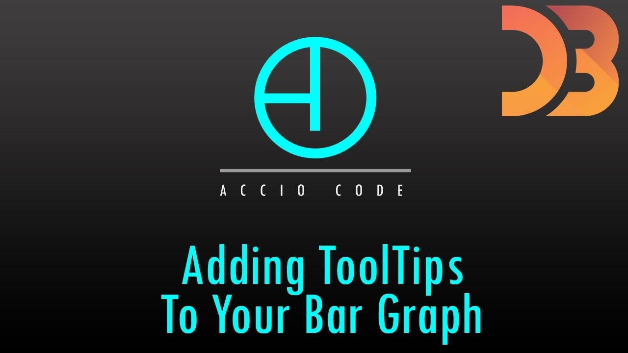 D3js Tutorials: Part 13 - Adding Tooltips To Your Bar Graph | d3.js ...
