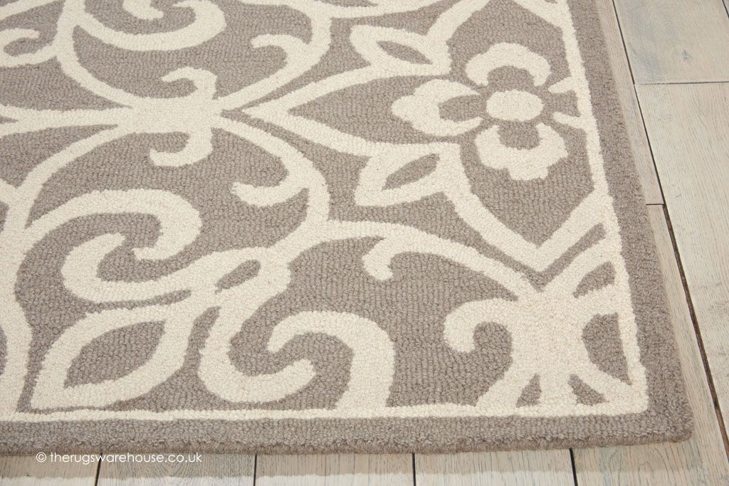 modern rug texture. Parinas Silver Rug (texture Close Up), Handmade 100% Wool In Shades Modern Texture