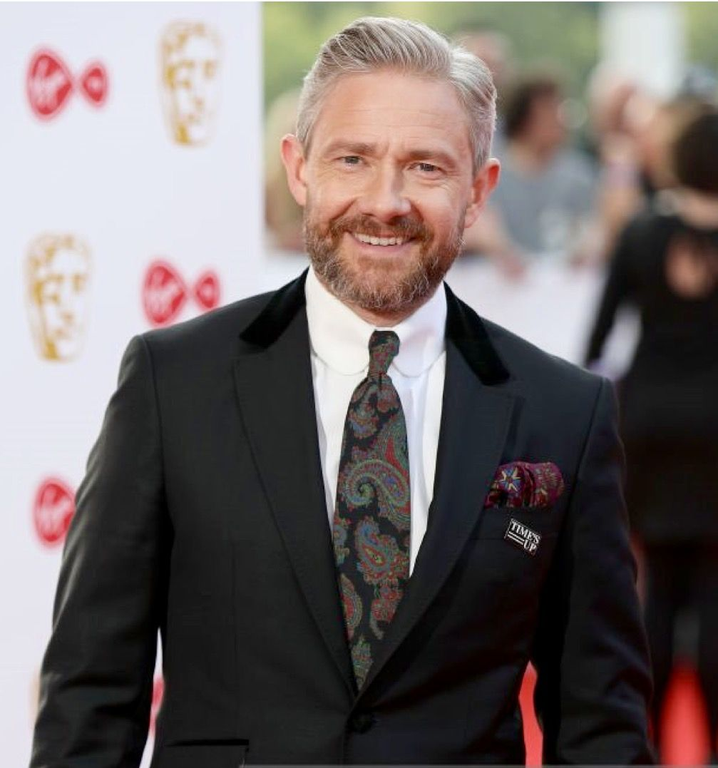 Watch Martin Freeman (born 1971) video