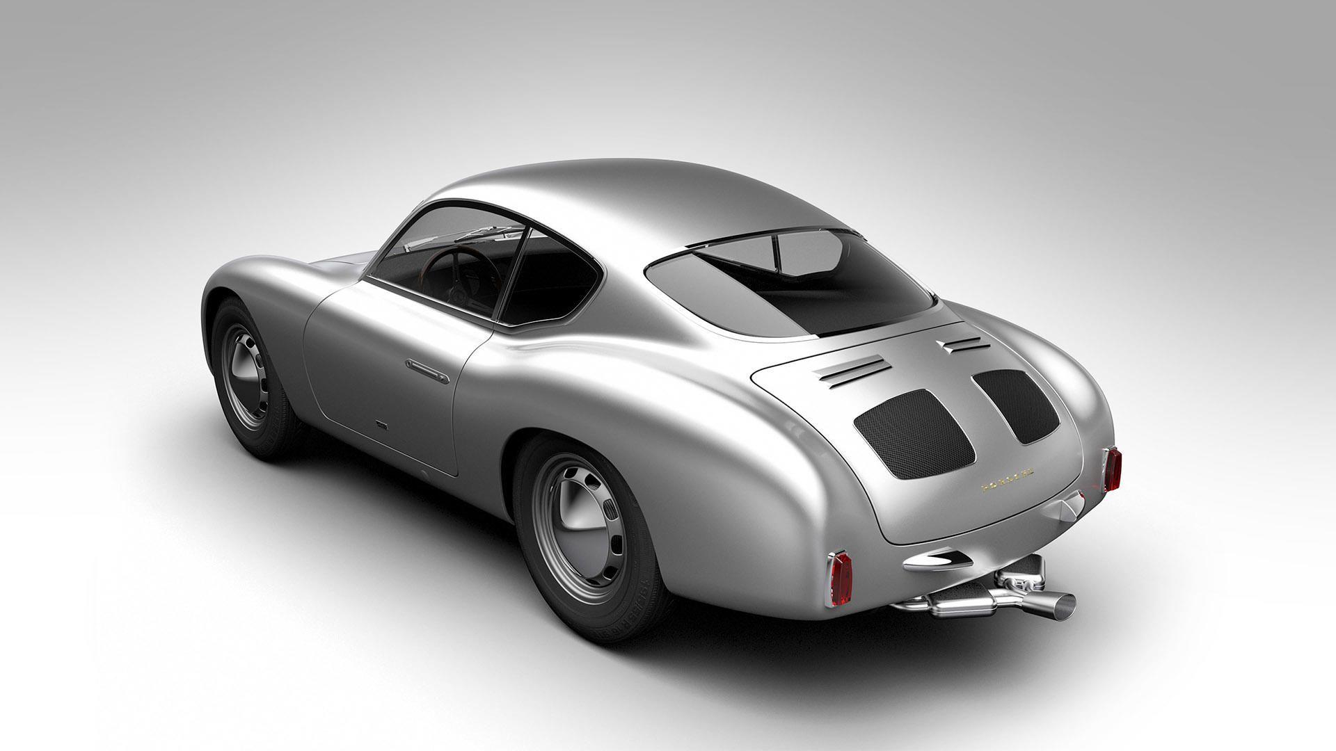 Zagato is reviving two incredible Porsche 356 projects | Porsche 356 ...