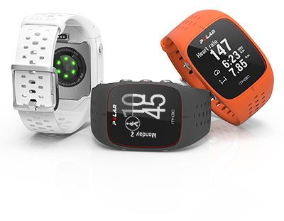 Polar M430 Running Watch With Gps And Heart Rate Sensor