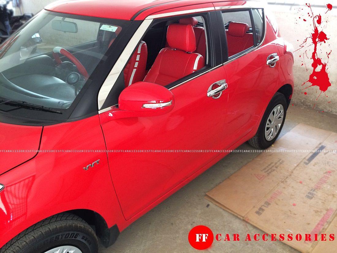 Car Modification Specialist In Chennai Maruti Suzuki Swift - Car body graphics for altomaruti dzire exteriorsinteriors genuine accessories