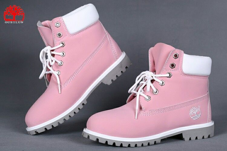 timberland roses femme