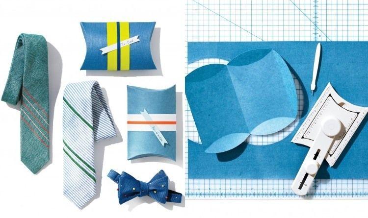 sch ne schachtel f r kleine gegenst nde aus karton basteln. Black Bedroom Furniture Sets. Home Design Ideas