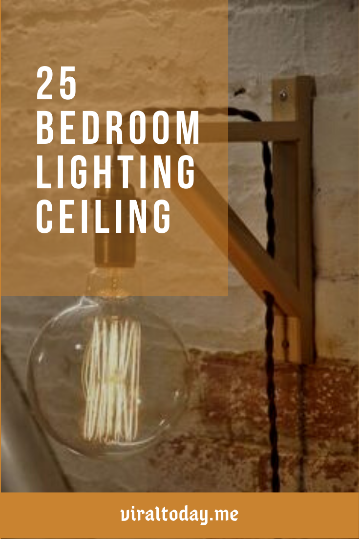 Here is an interesting idea for bedroom lights #bedroomideas #lighting #ceiling #cozy #modern #chandeliers #smallspaces #vintage #romantic #boho #farmhousestyle #simple #small #rustic #homedecor #homedesign #homeideas