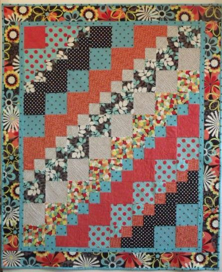 Treadle Quilts: Baby quilts